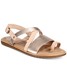Women's Ella Crisscross Sandals