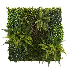 Artificial Living Wall UV Resistant