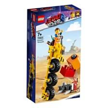 LEGO Emmet's Thricycle!