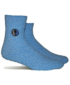 Stance Women's Dallas Mavericks Team Fuzzy Socks