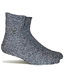 Stance Women's Milwaukee Bucks Team Fuzzy Socks