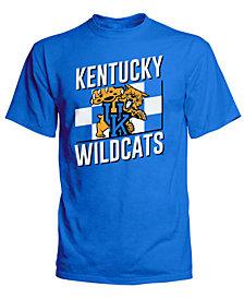 J America Men's Kentucky Wildcats Checkerboard T-Shirt