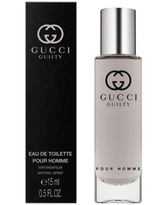 Guilty Men's Pour Homme Eau de Toilette Spray, 3 oz