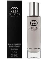 Receive a Complimentary Gucci Guilty Pour Homme Travel Spray with any large  spray purchase from the bdb308e71c4