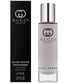 decf1d9e44743d Receive a Complimentary Gucci Guilty Pour Homme Travel Spray with any large  spray purchase from the