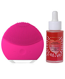 Receive a Free Deluxe Yoghurt Foaming Cleanser with any FOREO Luna Mini 2 and KORRES Bundle Purchase
