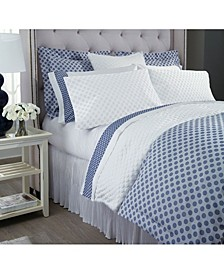 Polka Dots Sheet Set, Queen