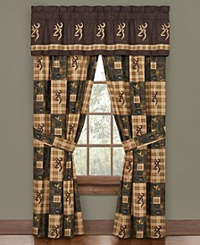 Browning Country Valance