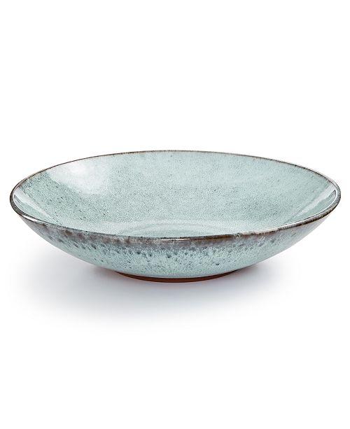 Lucky Brand Pacific Tide Dinner Bowl