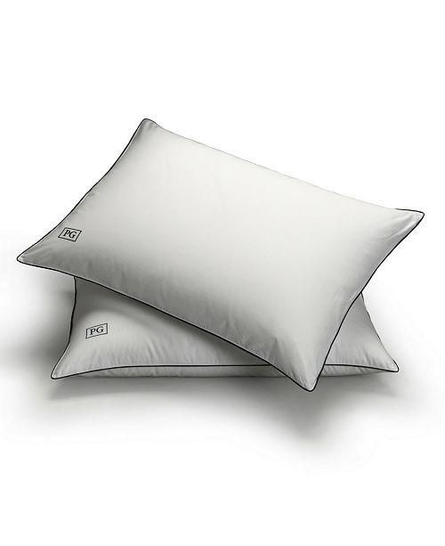 Pillow Guy White Down Side & Back Sleeper Overstuffed Pillow Certified RDS, Set of 2 - Standard/Queen
