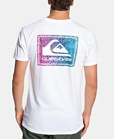 Quiksilver Men's Time Warp Graphic T-Shirt