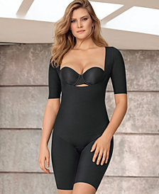 Undetectable Open Bust Shorty Shaper Jumpsuit