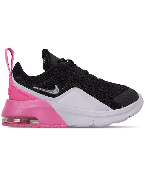 9fd4b0ccb88976 ... Nike Toddler Girls  Air Max Motion 2 Casual Sneakers from Finish ...
