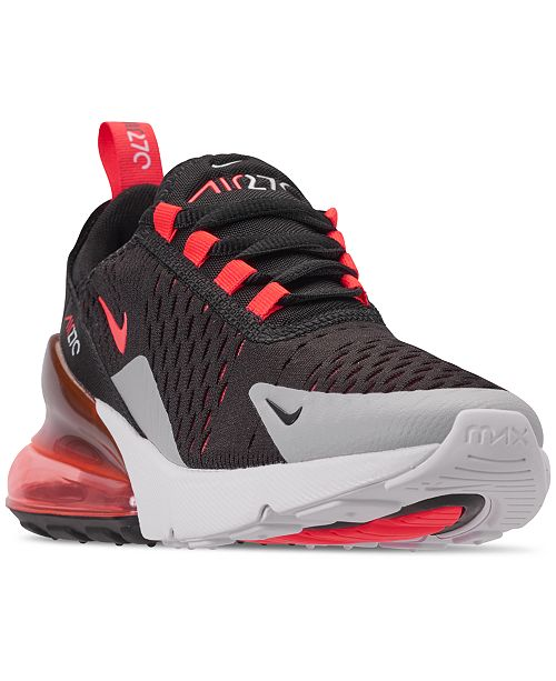 official photos 8bf90 84a2e Nike Boys' Air Max 270 Casual Sneakers from Finish Line ...