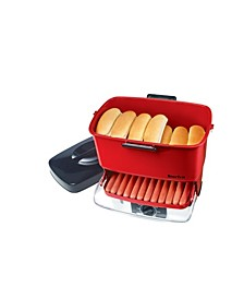 Electric Hot Dog Steamer