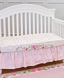 Nurture Garden District Decorator Crib Sheet
