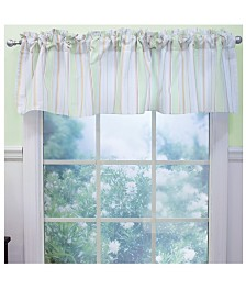 Nurture Stripe Window Valance