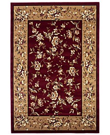 "Cambridge Floral Delight 5'3"" x 7'7"" Area Rug"