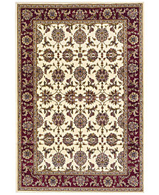 "KAS Cambridge Kashan 3'3"" x 4'11"" Area Rug"