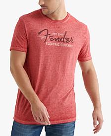 Men's Fender Wave Graphic T-Shirt
