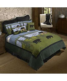 Bear River Cotton Quilt Collection, King