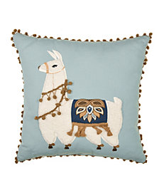 Sienna Llama Decorative Pillow