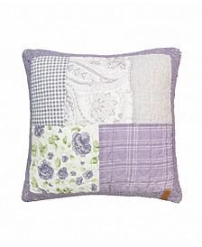 Lavender Rose Cotton Quilt Collection, Accessories
