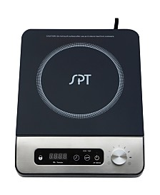 SPT 1650W Induction with Stainless Steel Panel and Control Knob