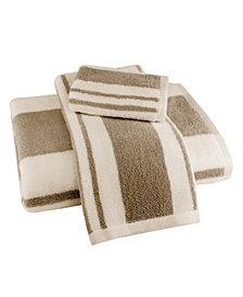 Hamilton Stripe 3 Piece Towel Set