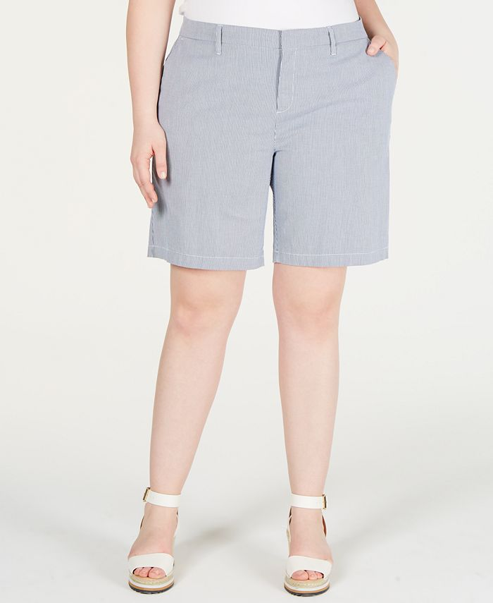 Tommy Hilfiger - Plus Size Hollywood Chino Shorts