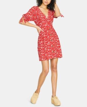 Sanctuary Dresses MODERN LOVE BUTTON FRONT DRESS