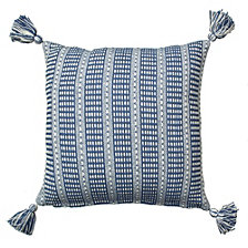 LR Home Flynn Creative Stripes Throw Pillow