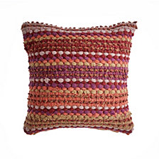 LR Home Sunny Colored Throw Pillow