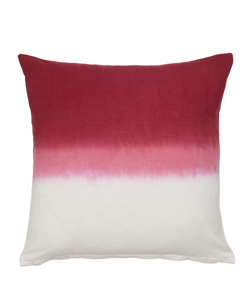 IGH Global Corporation Dip Dye Cotton Decorative Pillow