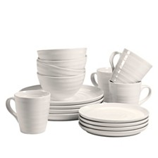 Over and Back Farmhouse 16 Piece Dinnerware Set
