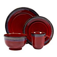 Sheen 16 Piece Dinnerware Set