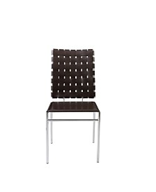 Carina Dining Chair with Chrome Legs - Set Of 4