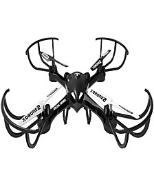 X-Drone 2- 6-Axis Gyro RC Quadcopter Toy Drone with Remote Controller and Battery