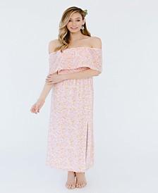 Plum Pretty Sugar Faithful Strapless Dress