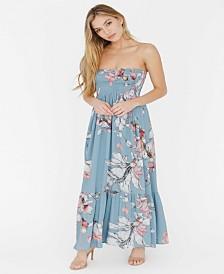 Plum Pretty Sugar Lolo Strapless Dress