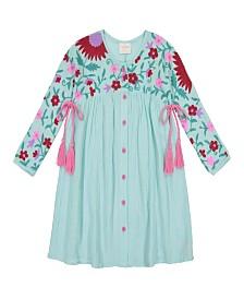 Masala Baby Girls Organic Cotton Aasha Dress