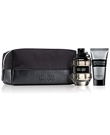 Viktor&Rolf Men's 3-Pc. Spicebomb Gift Set
