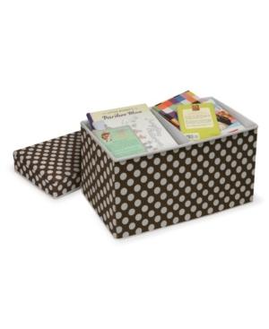 Badger Basket Double Folding Storage Seat
