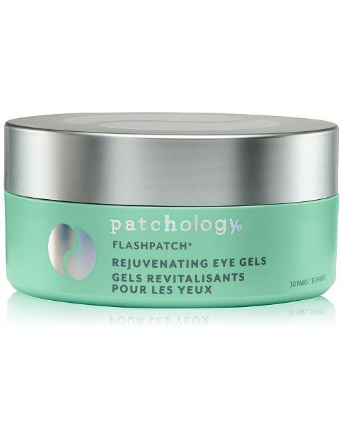 Patchology Eye Revive FlashPatch 5-Minute Hydrogels Jar, 30 pairs.