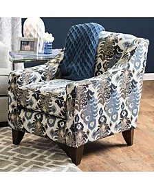 Contemporary Vanessa Accent Chair