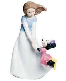 Nao by Lladro Friends With Minnie Mouse Collectible Disney Figurine