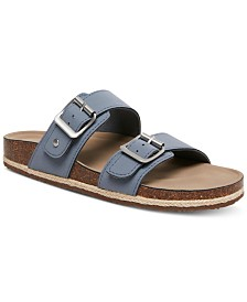 Madden Girl Bundles Double-Band Footbed Sandals