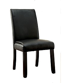 Hudson Contemporary Dining Chair (Set of 2)