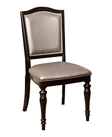 Raab Transitional Dining Chair (Set of 2)
