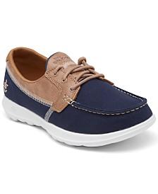 811f01ca9dae0 Skechers Women s GOwalk Lite - Coral Walking Sneakers from Finish Line